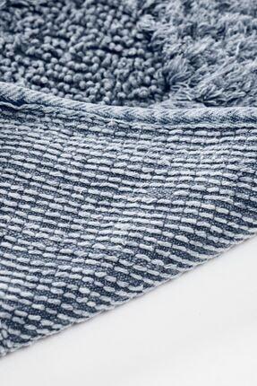 Alanur Home Alanur Labirent Bukle & Cotton 2 Li Paspas Eskitme Mavi 1