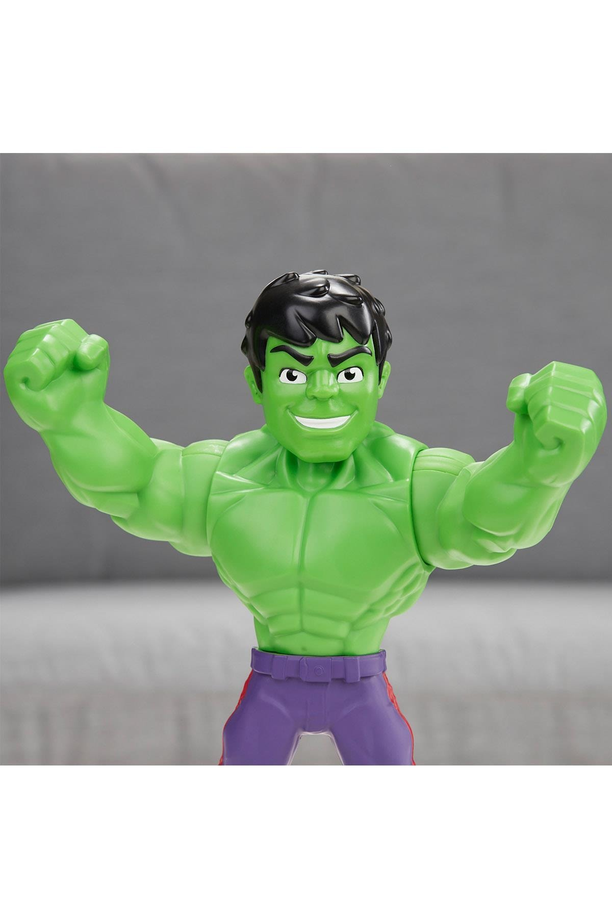 Playskool Marvel Mega Mighties Figür - Hulk 3