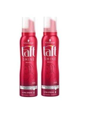 Taft Shine Köpük 150 ml 2 Adet 0