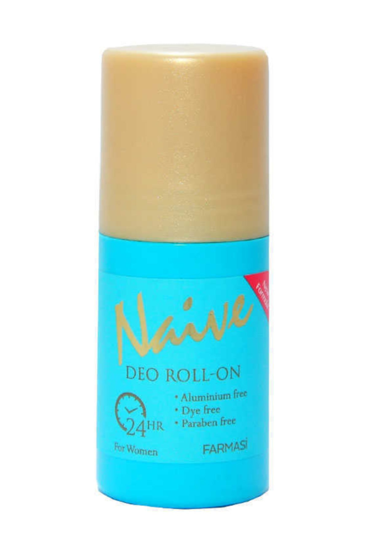 Naive Deo Roll-On For Women - 50 ml