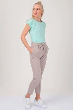 Zafoni Bel Kuşaklı Klasik Pantolon P-00001280 0