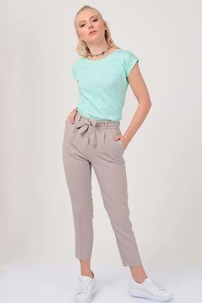 Zafoni Bel Kuşaklı Klasik Pantolon P-00001280 1