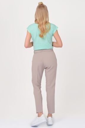 Zafoni Bel Kuşaklı Klasik Pantolon P-00001280 2