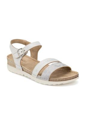 Polaris Mavi Kadın Sandalet 91.150794.Z 1