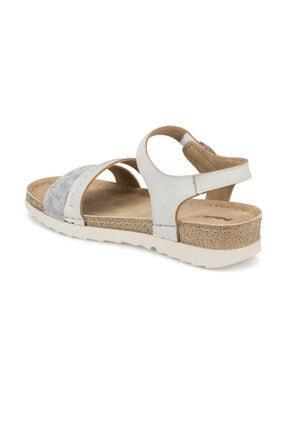Polaris Mavi Kadın Sandalet 91.150794.Z 2