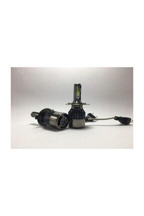 Led Garage Black Edition H4 Led Xenon 8400 Lümen 6500k Beyaz Şimşek Etkili 2