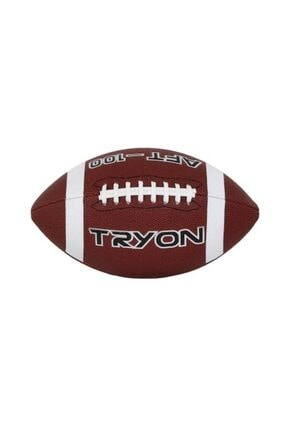 TRYON AFT-100 Kauçuk Çocuk Amerikan Futbolu Topu 0
