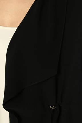 Network Kadın Regular Fit Siyah Ceket 1073836 3