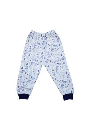 Hece Bebe Dinozor Figürlü Pijama Takımı 1