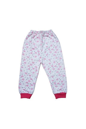 Hece Bebe Kalpli Figürlü Pijama Takımı 2