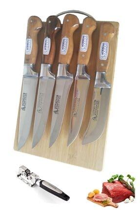 SürLaz 7'li Set Mutfak Bıçakları 0