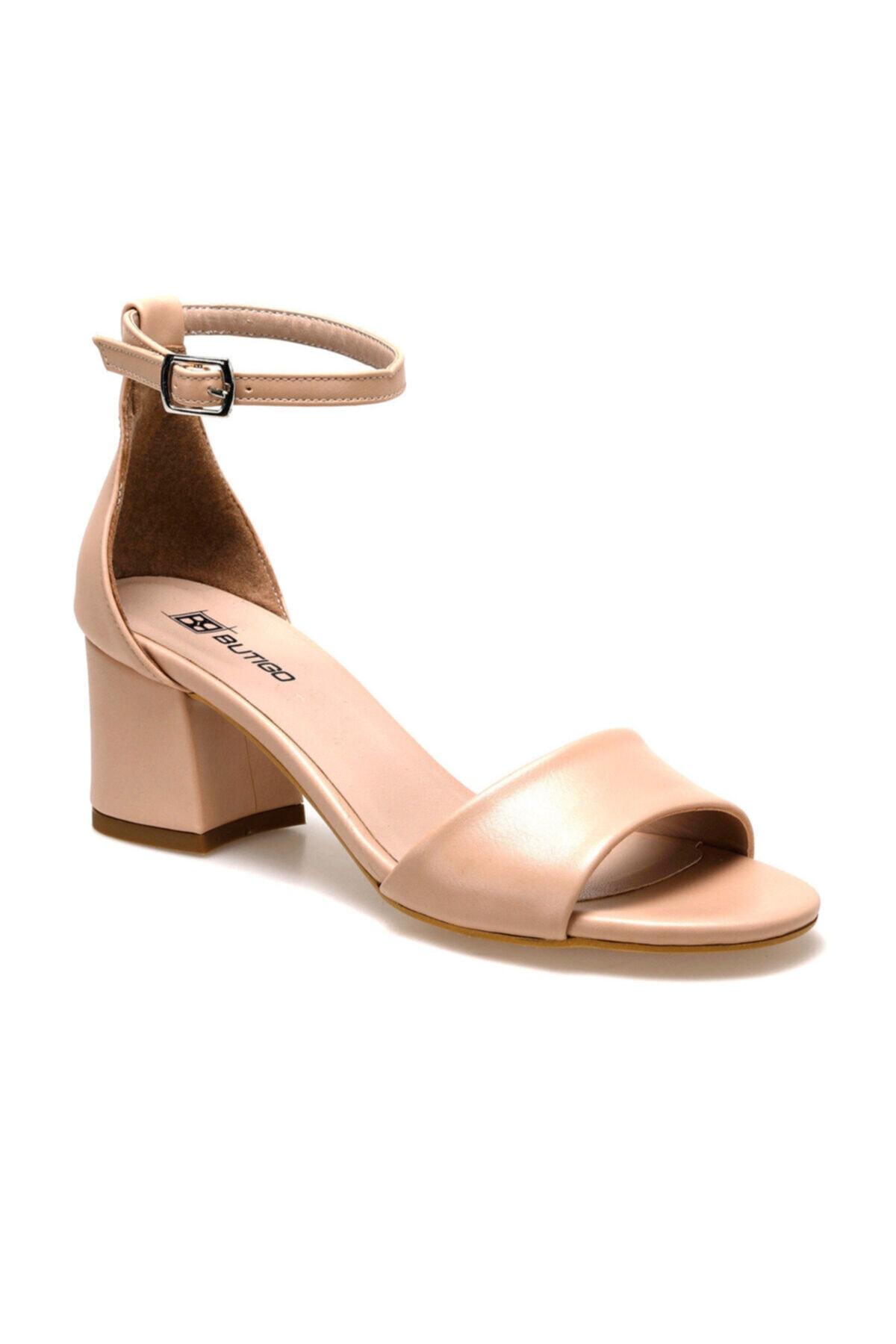 Butigo Bej Kadın Sandalet 20s-659