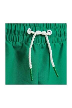 HUMMEL Erkek Yeşil Rence Deniz Şortu 4