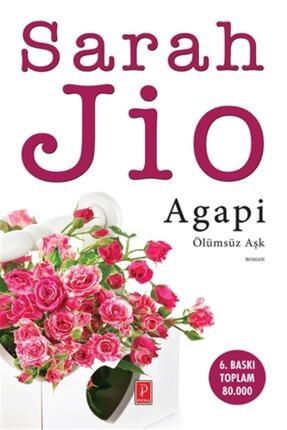Pena Yayınları Sarah Jio Sarah Jio-Agapi Ölümsüz Aşk 9786055057909 0