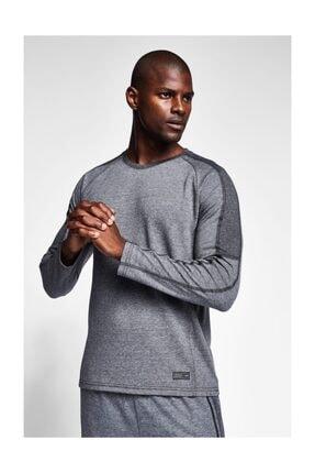 Lescon Gri Erkek Sweatshirt 0