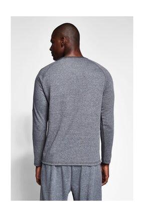 Lescon Gri Erkek Sweatshirt 2