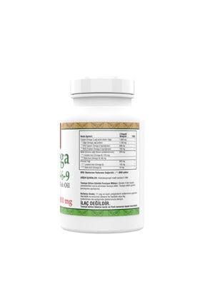 Ncs Omega 3 6 9 Balık Yağı 1000 mg 200 Capsül Epa Dha Içerikli 1