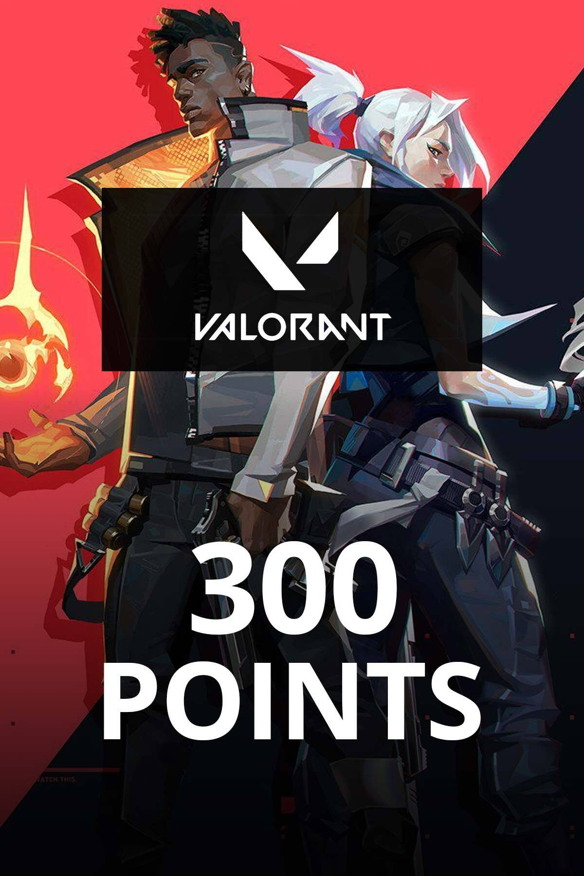 300 Valorant Points TR