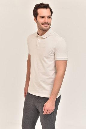 bilcee Gri Erkek Polo Yaka T-Shirt GS-8982 4