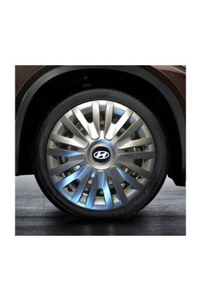 SAHLAN [kırılmaz] Hyundai Elantra Uyumlu 15 Inç Jant Kapağı Takımı 2