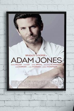 Postermanya Bradley Cooper Çerçeveli Tablo 2 (50x70cm) 0