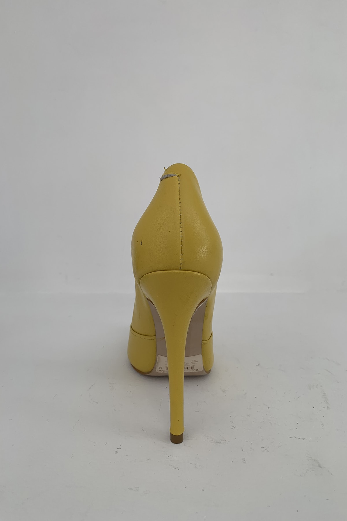Beggi Kadın Klasik Ince Topuk Stiletto