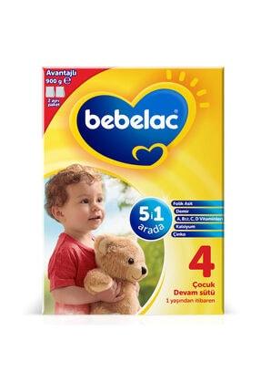 Bebelac 4 Çocuk Devam Sütü 1 Yaşından Itibaren 900 1