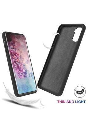 Zipax Samsung Galaxy Note 10 Kılıf -anano Soft Pürüzsüz Renkli Silikon - Pembe 1