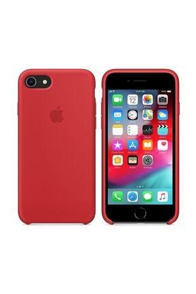 Teknoloji Adım Iphone 7/8 Silikon Kılıf Kırmızı 1