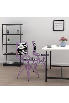 Kenzlife Knsz Kafes Tel Sandalyesi 1 Li Mazlum Morbonar Sırtminderli Ofis Cafe Bahçe Mutfak 2