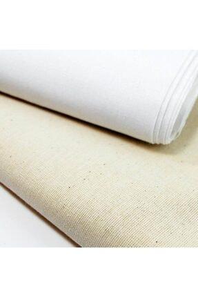 Bursa Kumaşçısı Amerikan Bezi Ham Bez Beyaz Renk 1