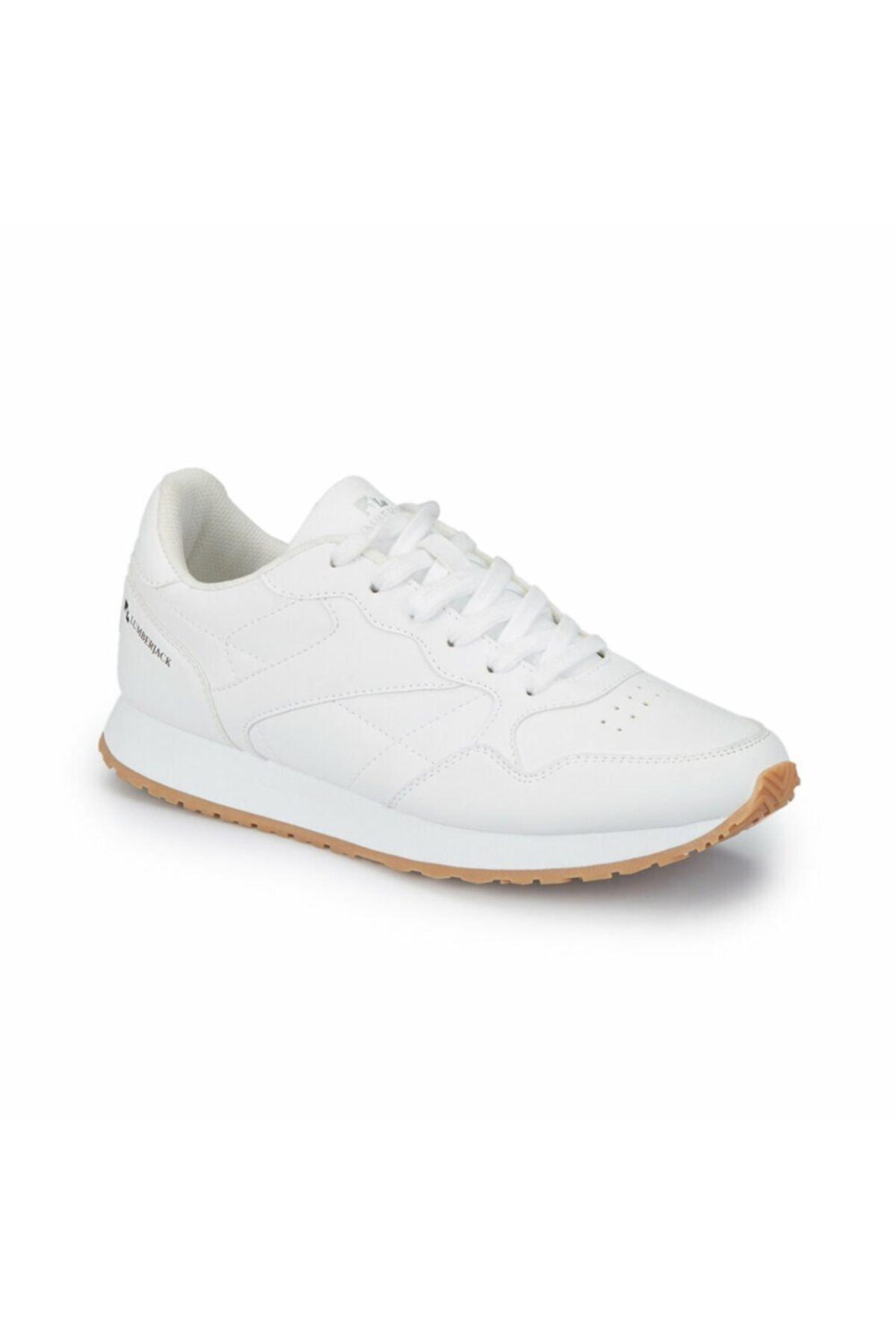 Unisex Beyaz lumberjack Hello Erkek Sneaker