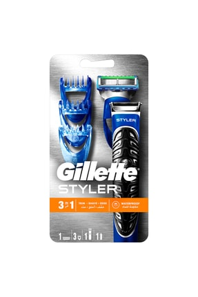 Gillette Fusion Proglide Styler 3'ü 1 Arada Tıraş Makinesi Tıraş, Şekillendirme Ve Düzeltme 1