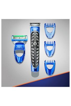 Gillette Fusion Proglide Styler 3'ü 1 Arada Tıraş Makinesi Tıraş, Şekillendirme Ve Düzeltme 4