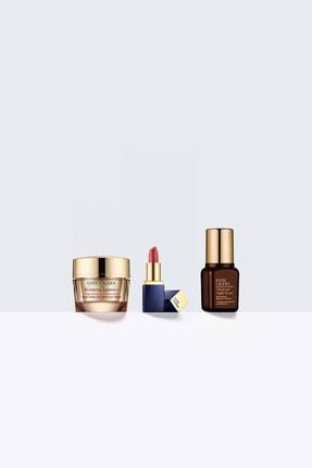 Estee Lauder 3'lü Cilt Bakım ve Makyaj Seti - Estee Lauder'in Favorileri 043000000042 0