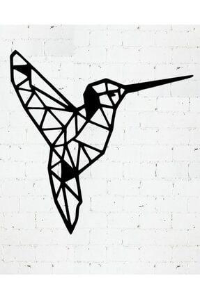 ATSRM Metal Uzun Gagalı Kuş (34x33 cm) 0