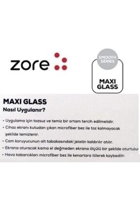 Zore Apple Iphone Xs Max Maxi Glass Temperli Cam Ekran Koruyucu 3