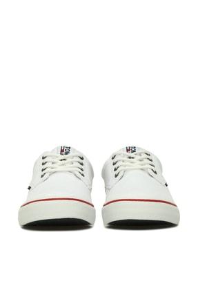 Tommy Hilfiger Erkek Textile Sneaker EM0EM00001 2