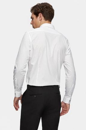 Tween Erkek  Beyaz Gömlek Essentıal 3TFF2SGEC0256_801 1