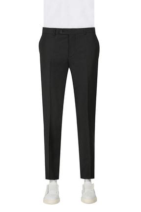 D'S Damat Siyah Renk Erkek  Pantolon (Slim Fit) 0