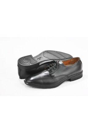 E CENGİZ Hakiki Deri Klasik Erkek Ayakkabı 3