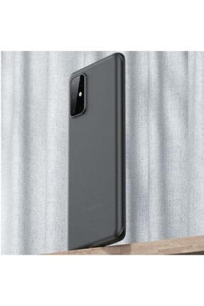 Benks Samsung Galaxy S20 Plus Parmak Izi Bırakmayan Kılıf Siyah 4