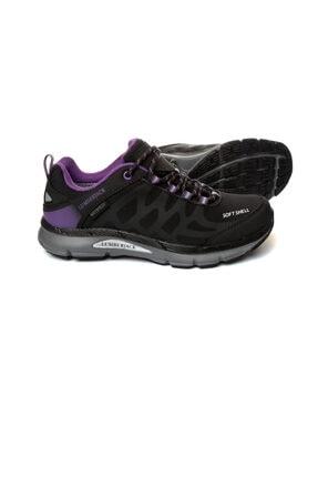 Lumberjack Kadın Outdoor Ayakkabı AS00123578 Ursa Wmn Siyah/Mor 0