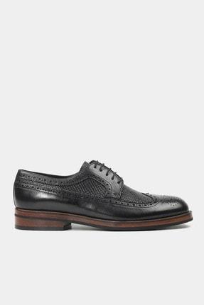 Hotiç HAKİKİ DERİ Siyah Erkek Klasik Ayakkabı 0