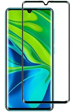 tekno grup Xiaomi Mi Note 10 Tam Kaplayan Temperli Cam Ekran Koruyucu 0