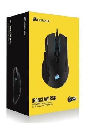 Corsair Ch-9307011-eu Ironclaw Rgb Fps/moba Gaming Mouse 1