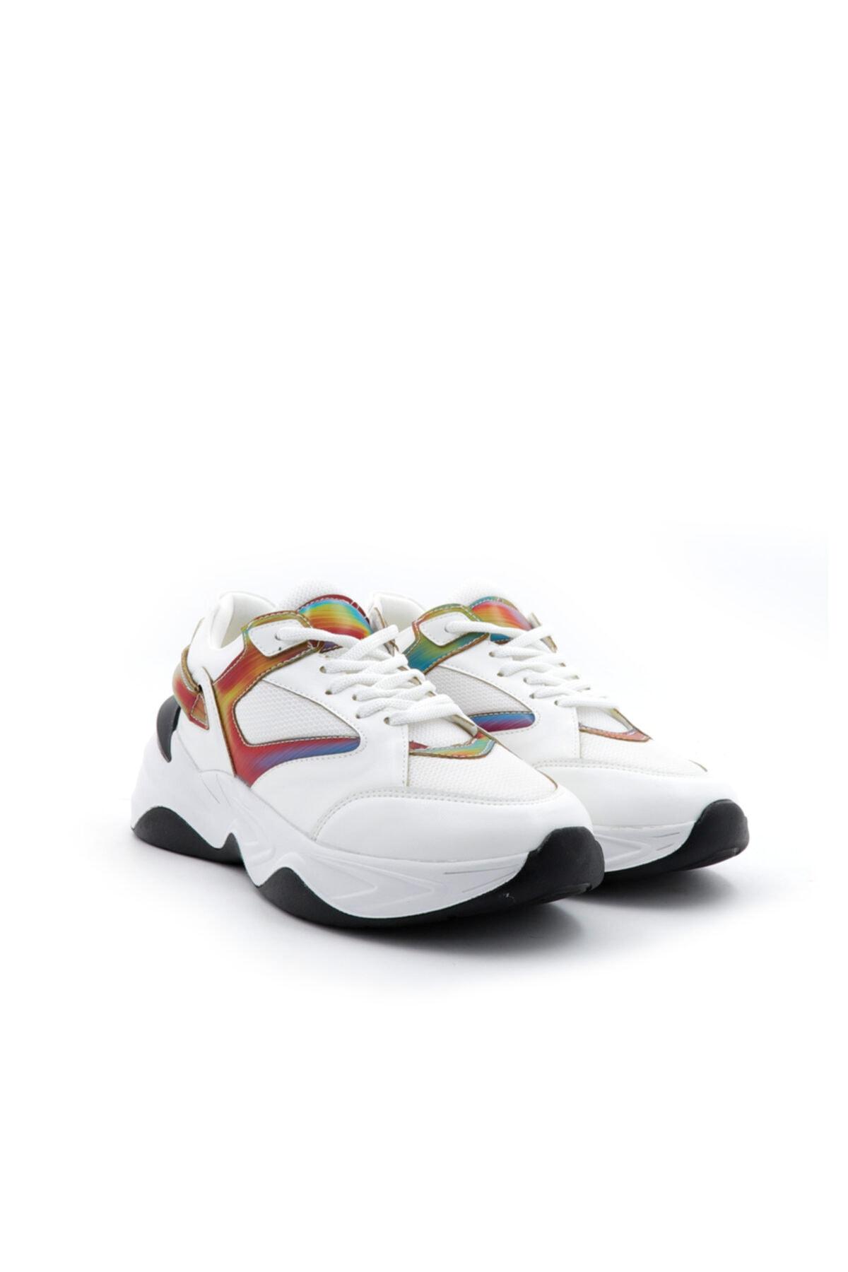 Koşak Yeni Sezon Yazlık Kadın Sneaker