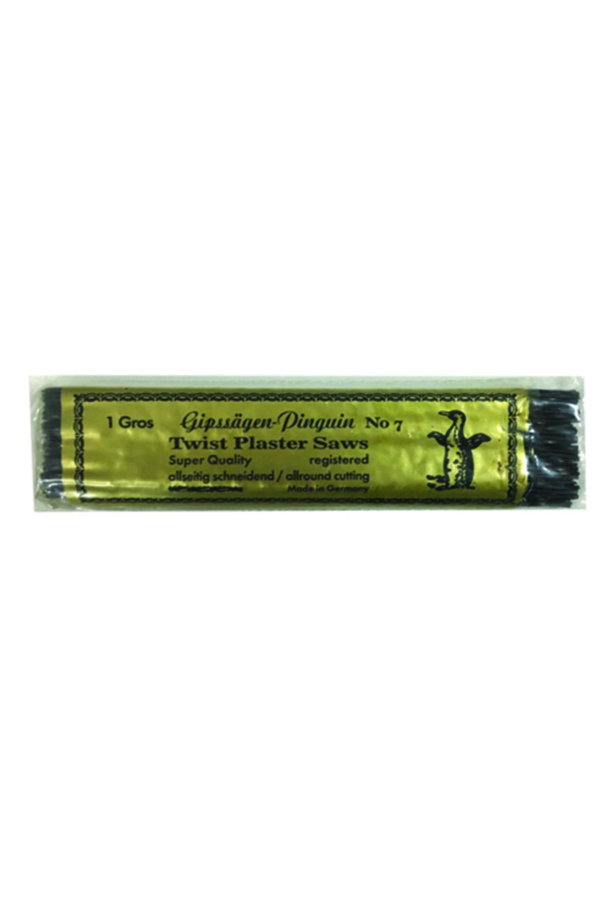 Kıl Testere No.12 Pınguın Gold