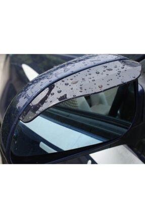 Pi İthalat Universal Araç Ayna Yağmur Koruyucu 0