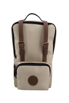 Fudela Bks Cream Backpack 0